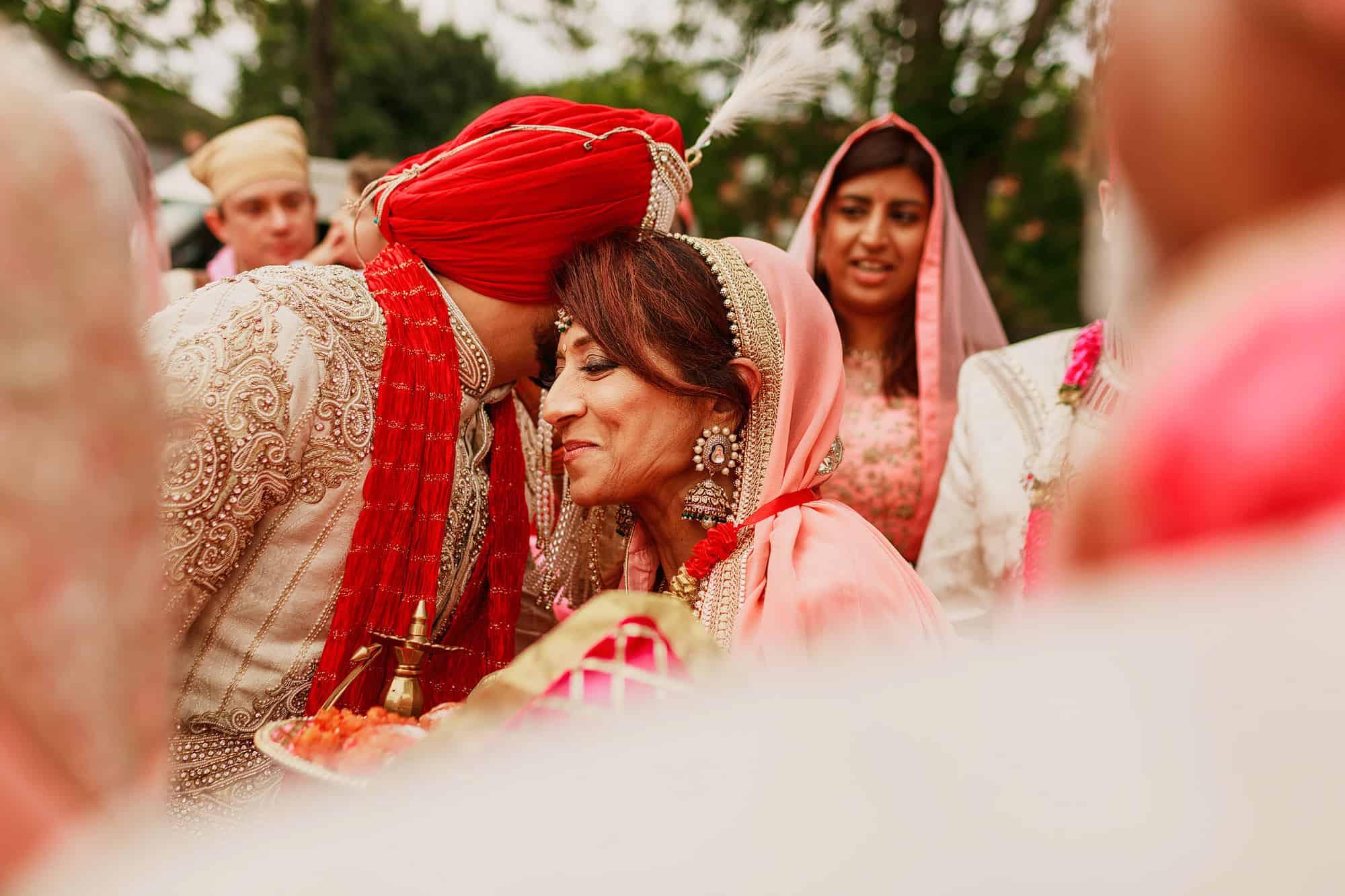 sikh wedding jumeirah carlton knightbridge
