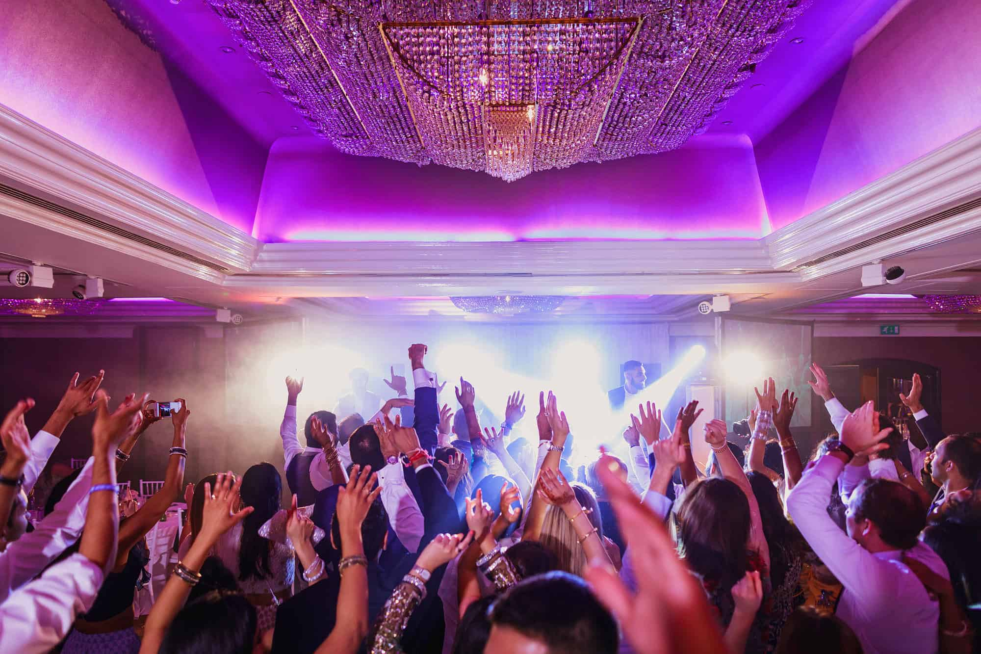 fusion wedding jumeirah carlton knightbridge