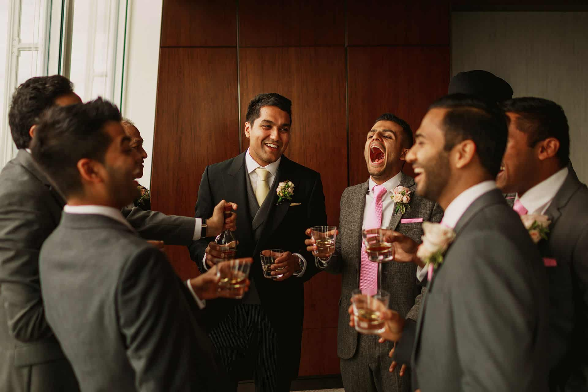 wedding london the shard
