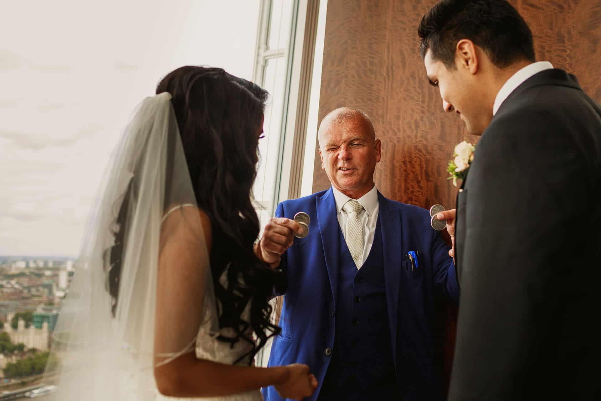 wedding photography the shard