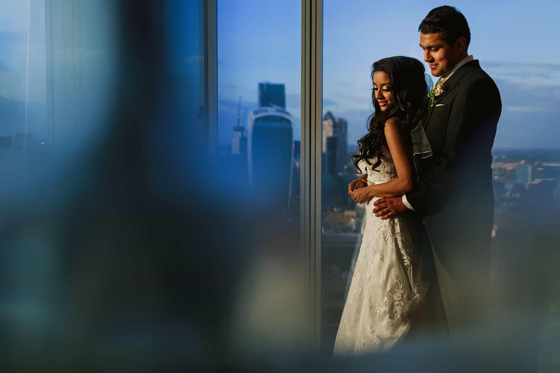 wedding the shard shangri la london