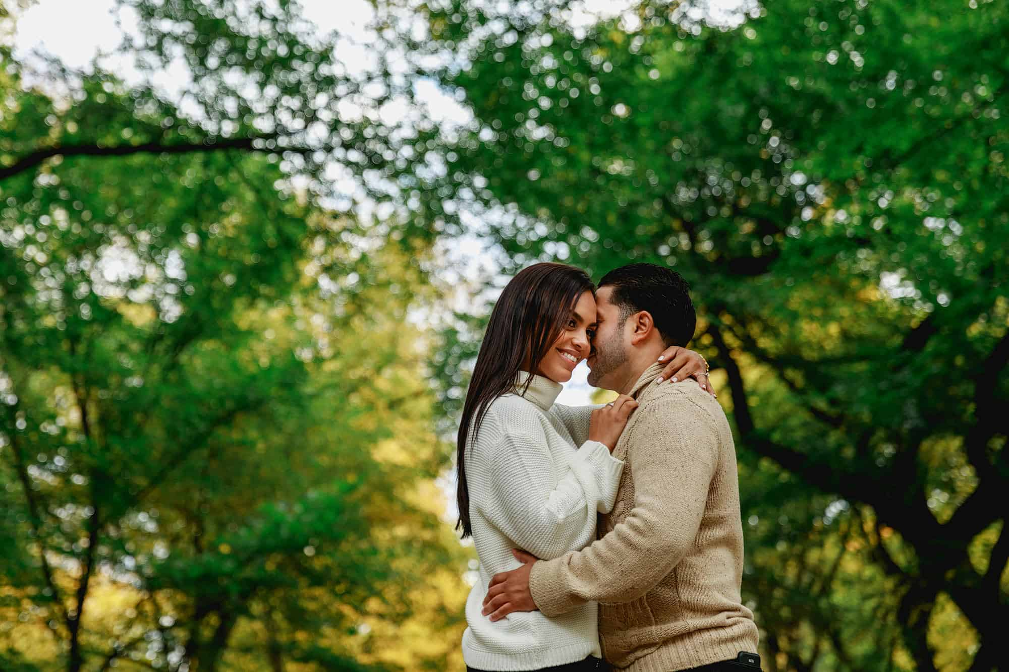 new york couples session photography
