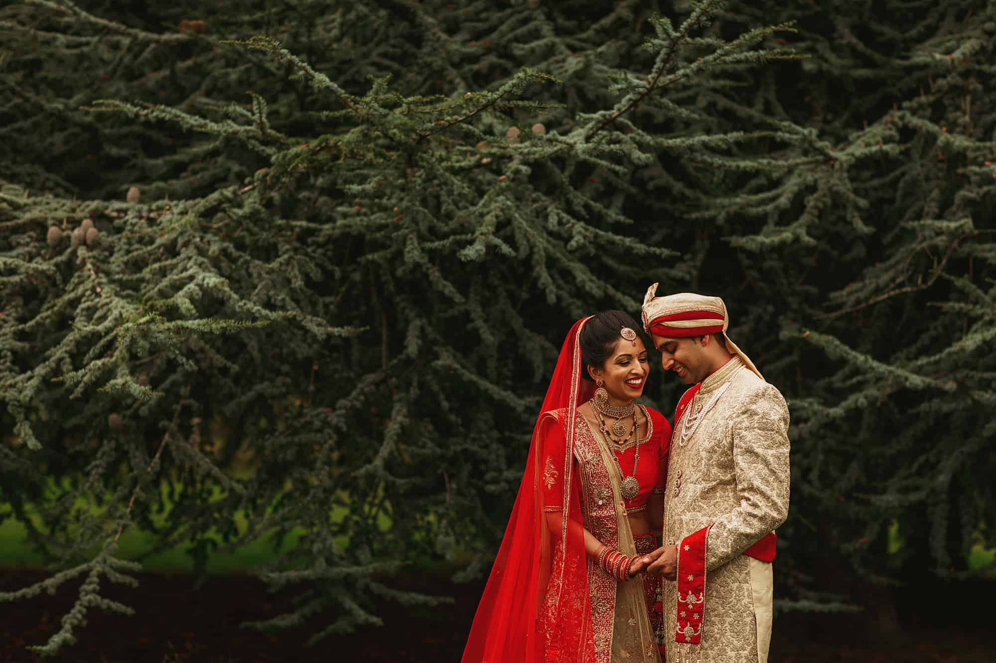 oatlands park indian wedding