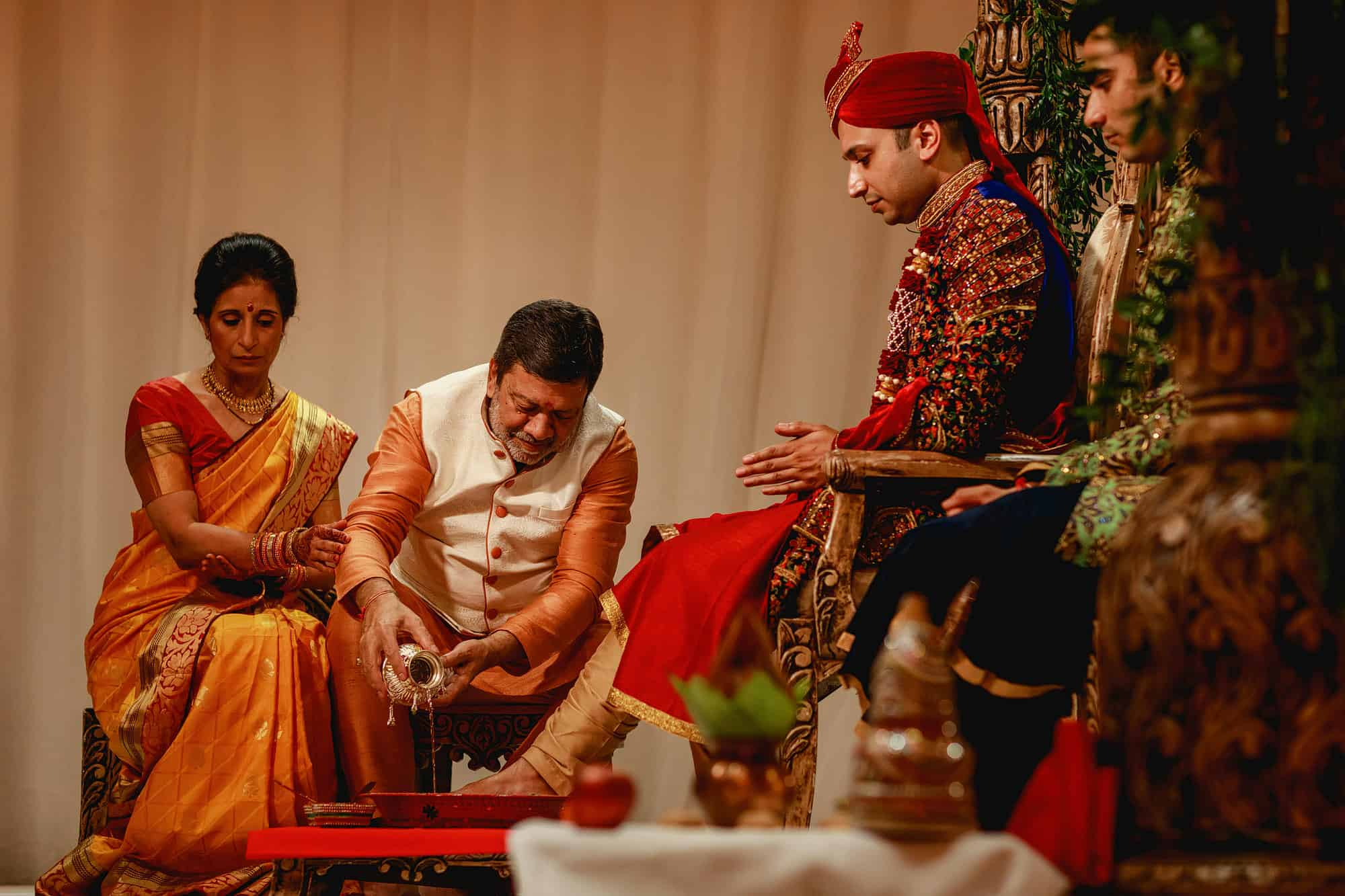 hindu wedding landmark hotel london