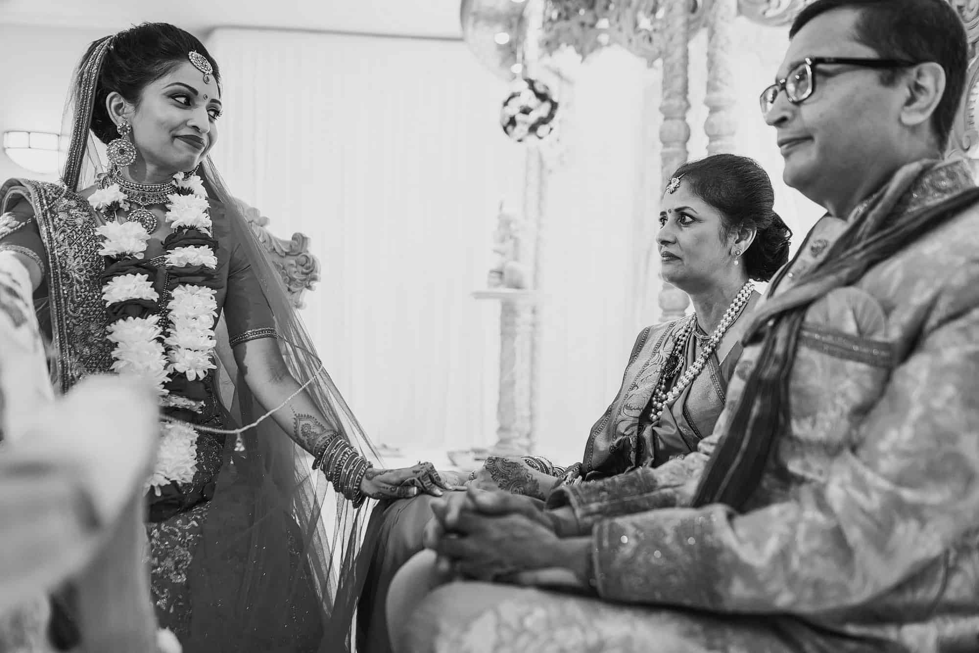 oatlands park asian wedding