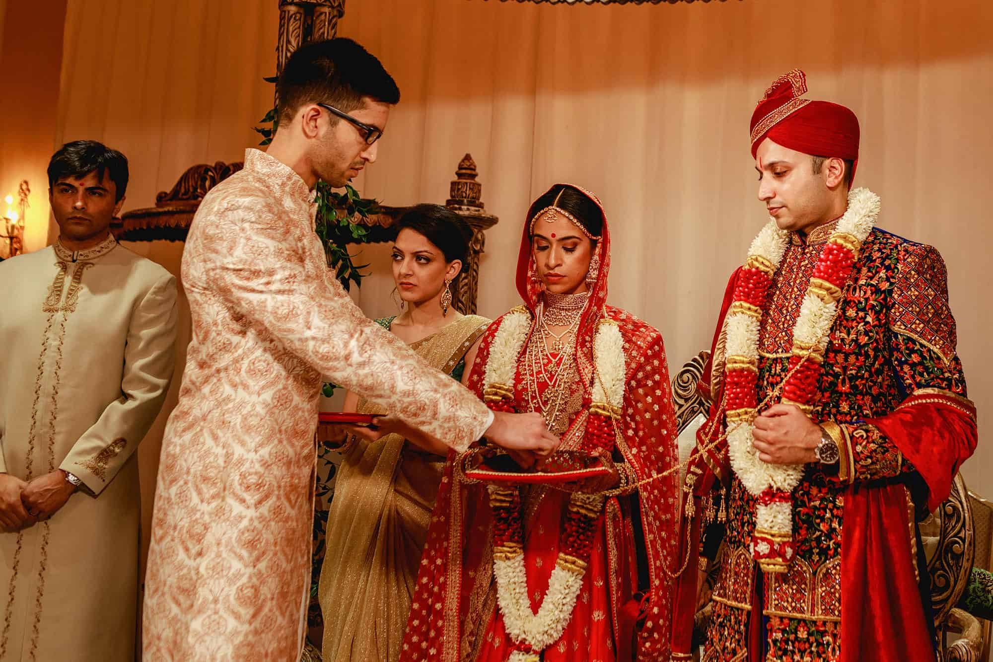 landmark london hindu wedding photographer