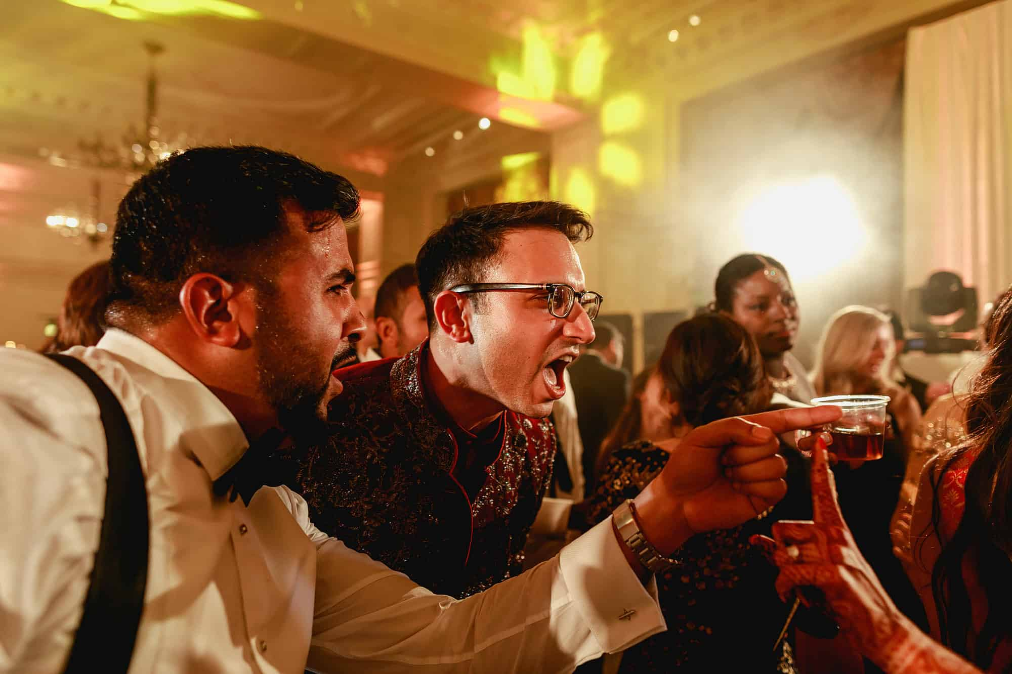luxury indian wedding landmark london