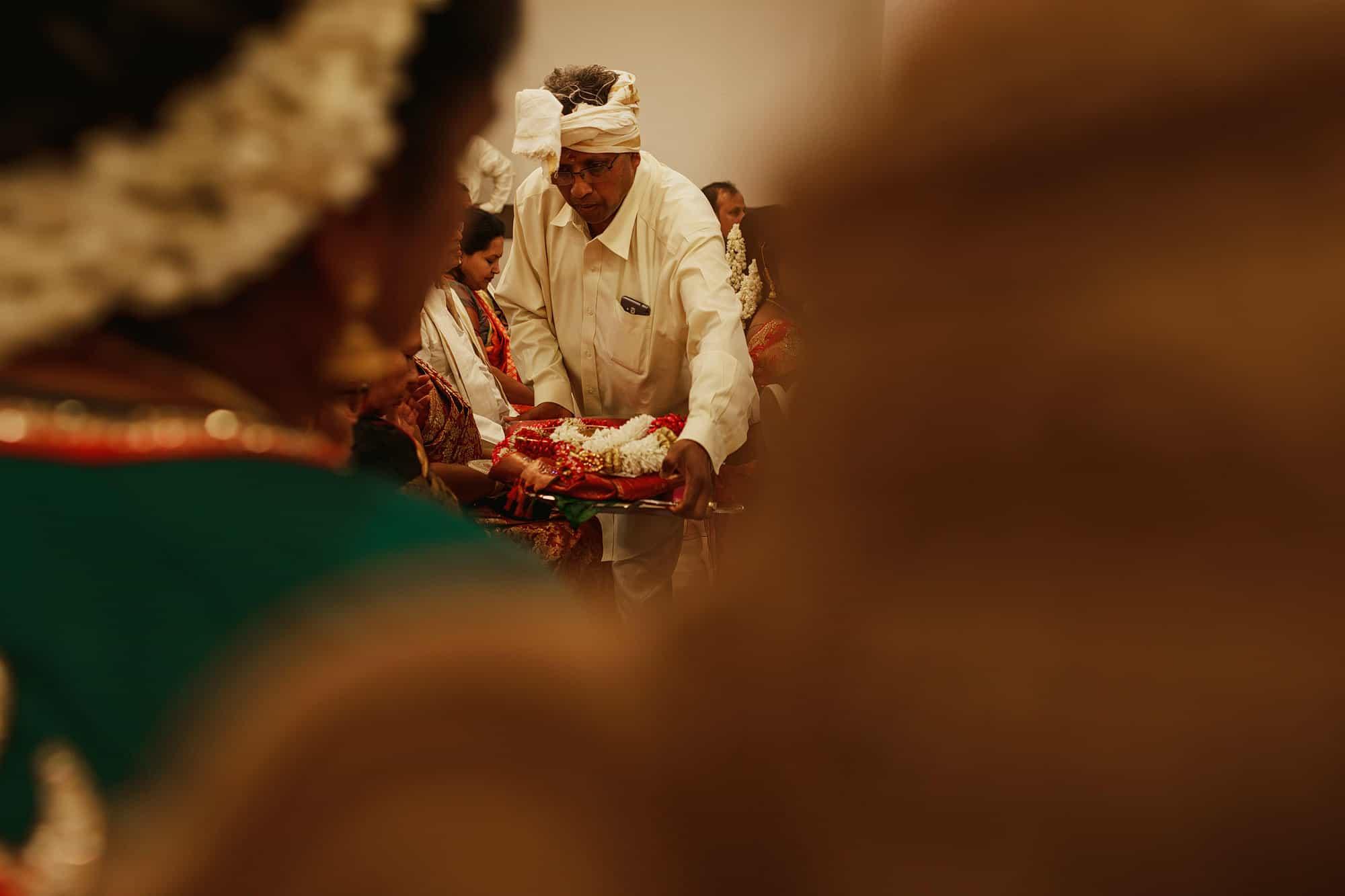 hindu tamil wedding photography