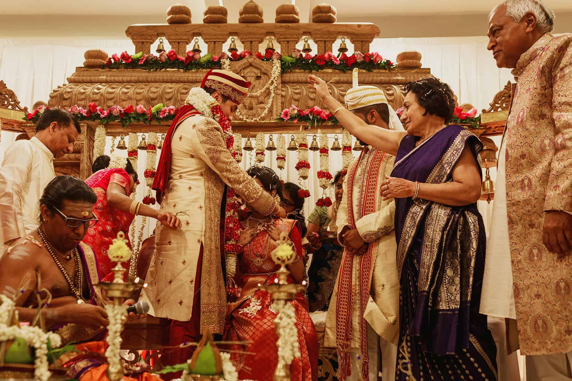 Tamil Hindu Wedding Photographer