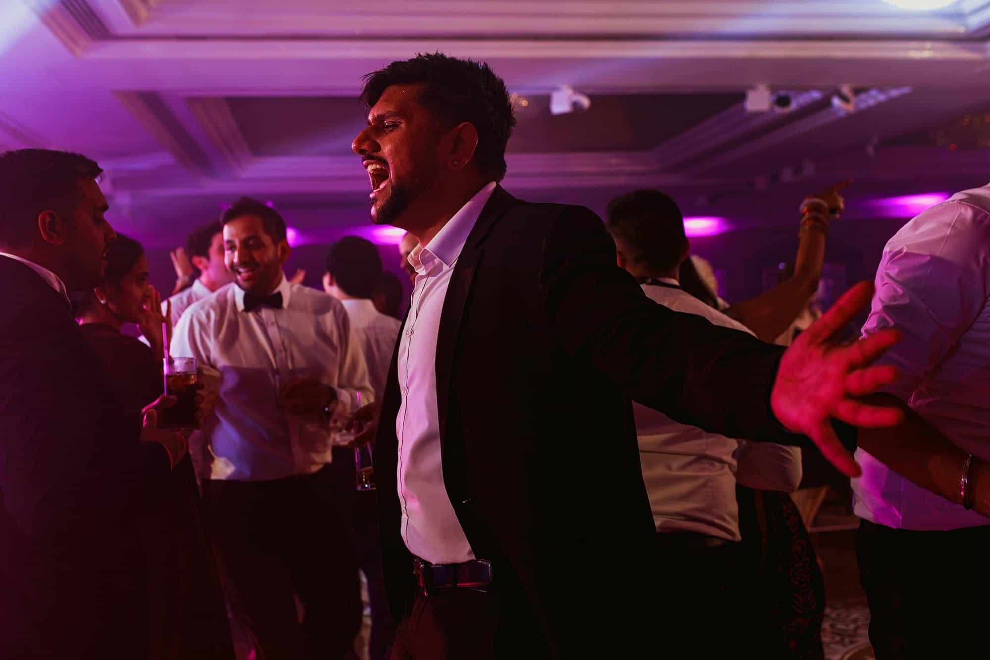 jumeirah carlton wedding hindu reception 1
