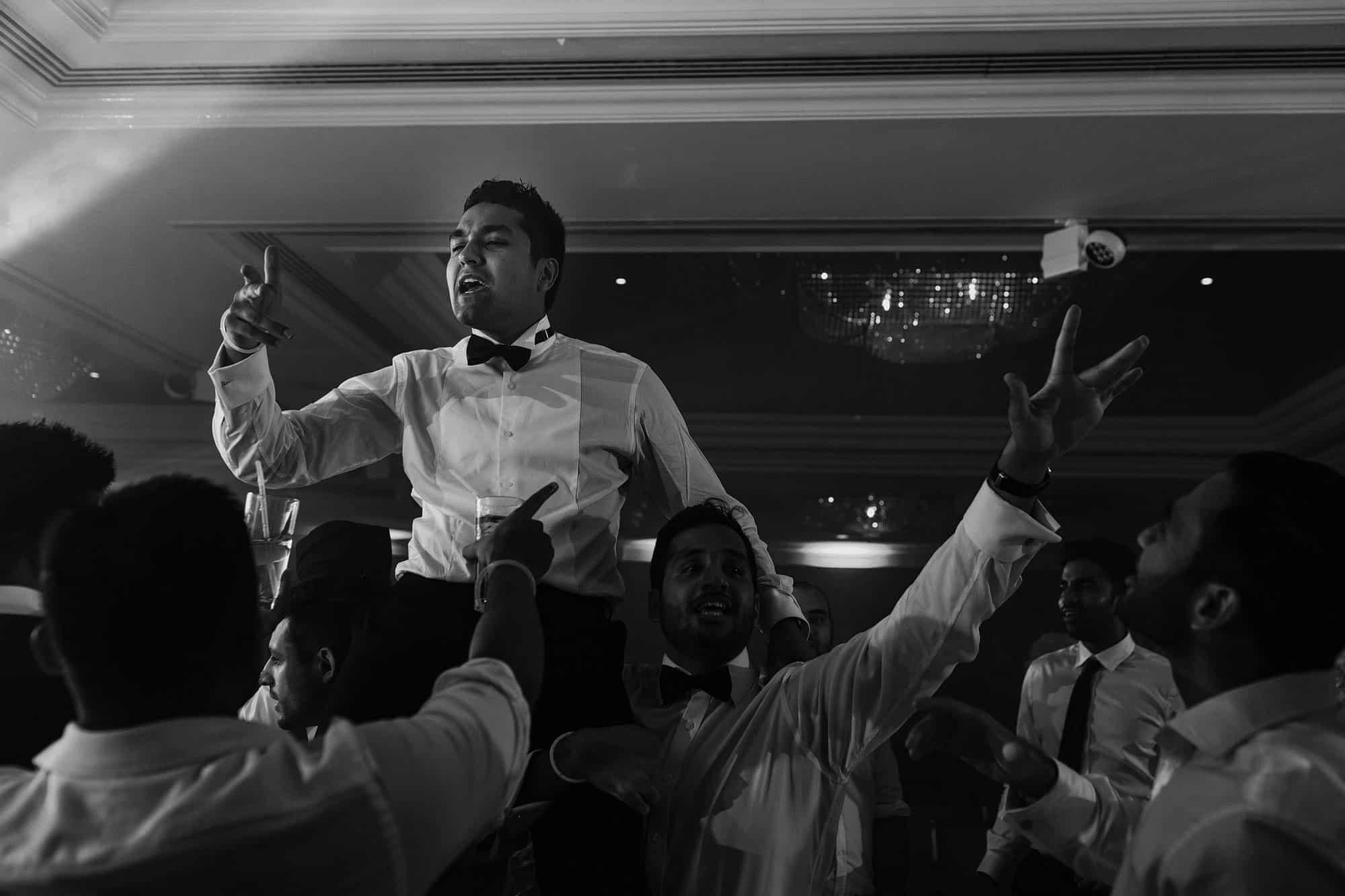 jumeirah carlton wedding hindu reception