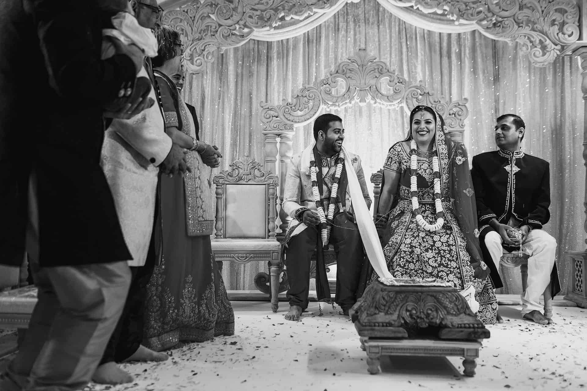 addington palace hindu wedding photography