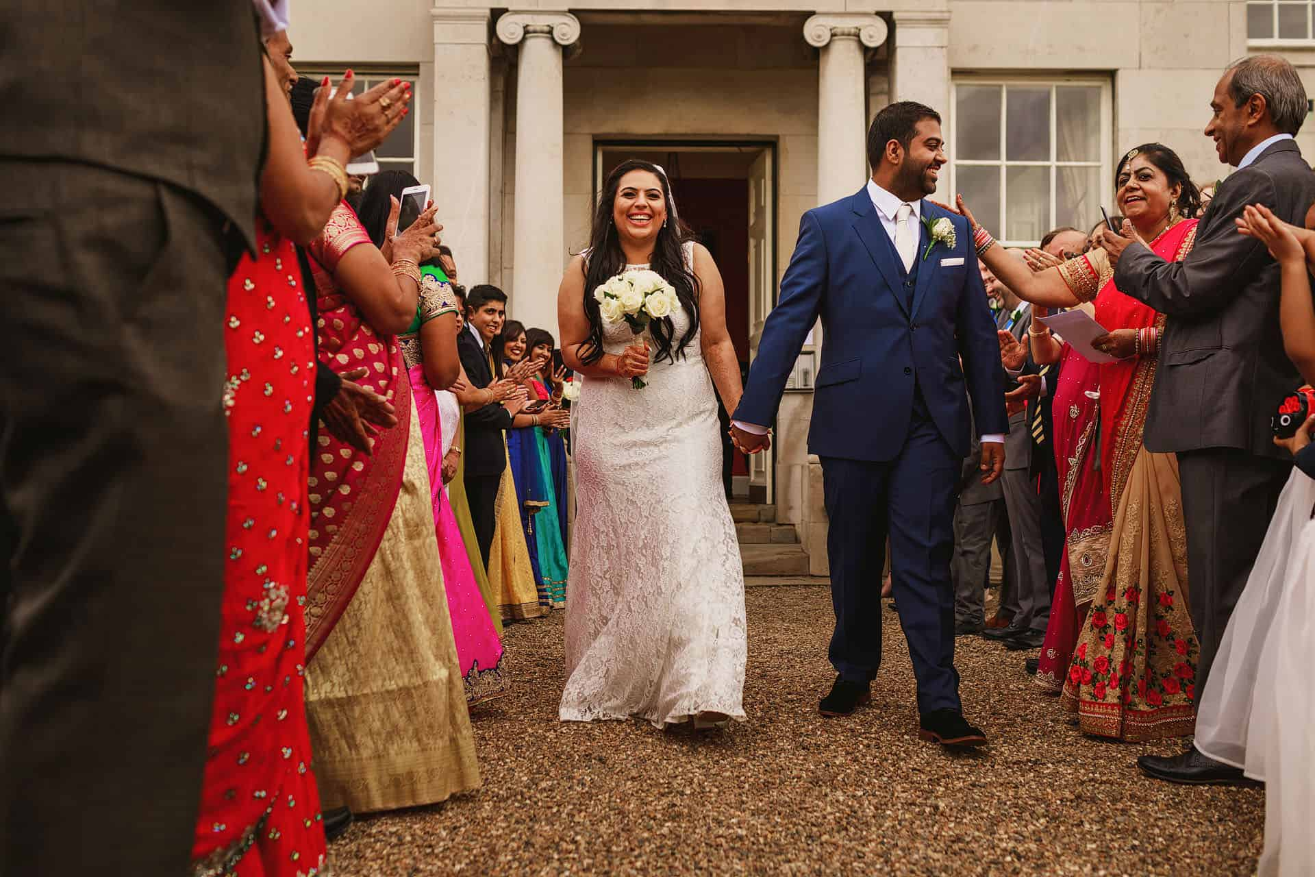 addington palace indian wedding photographer