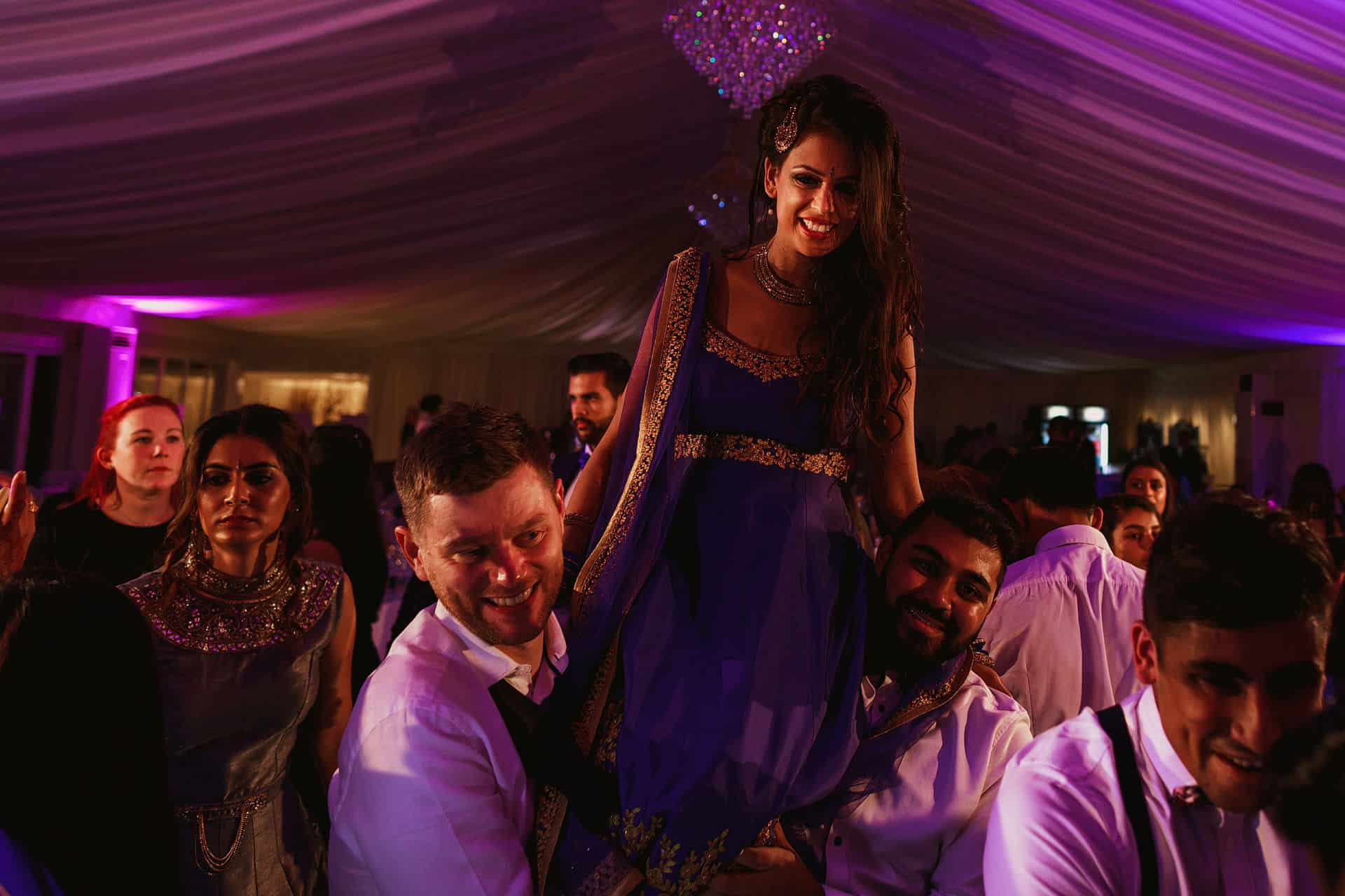 parklands quendon indian wedding photographer