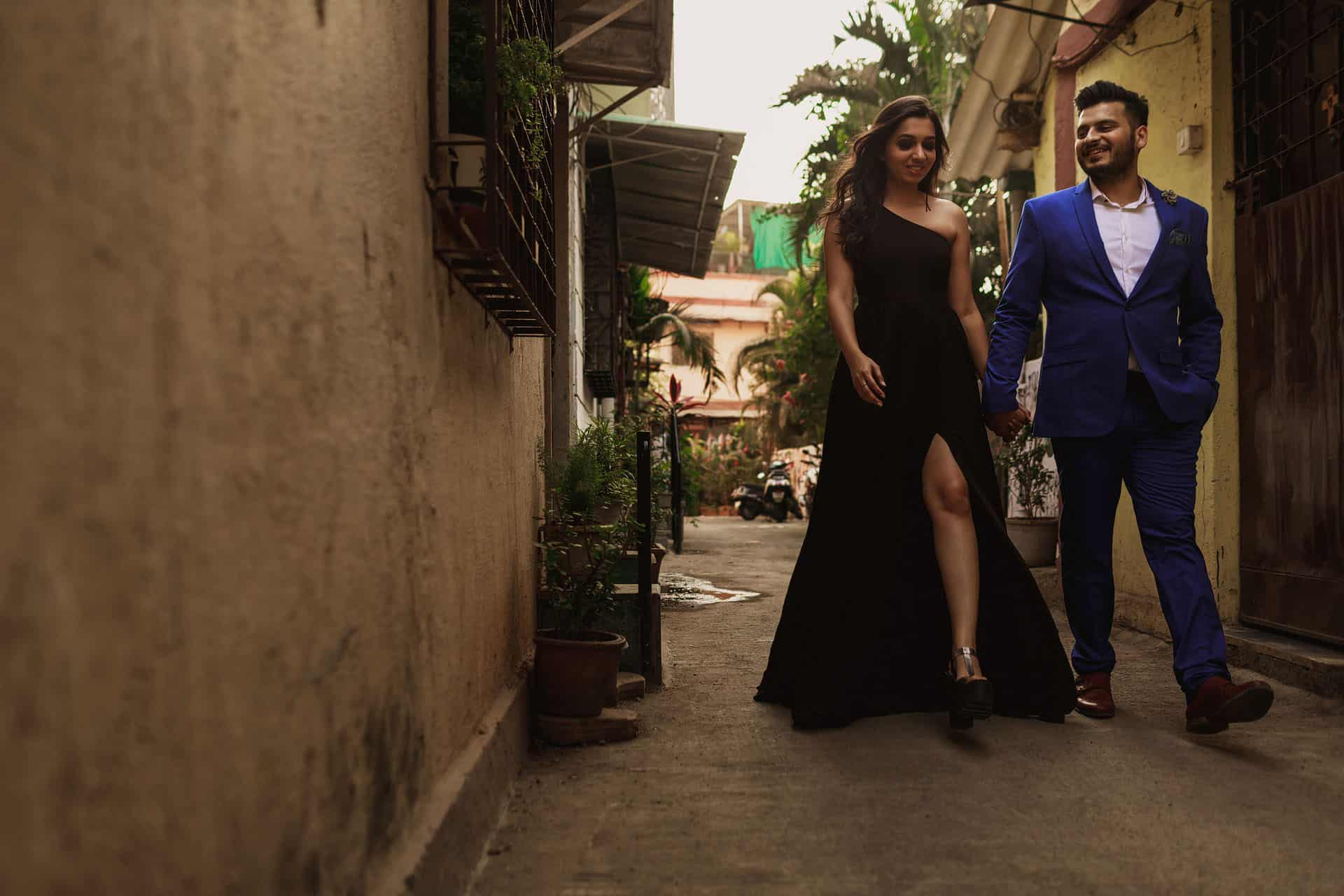 mumbai pre wedding photographer