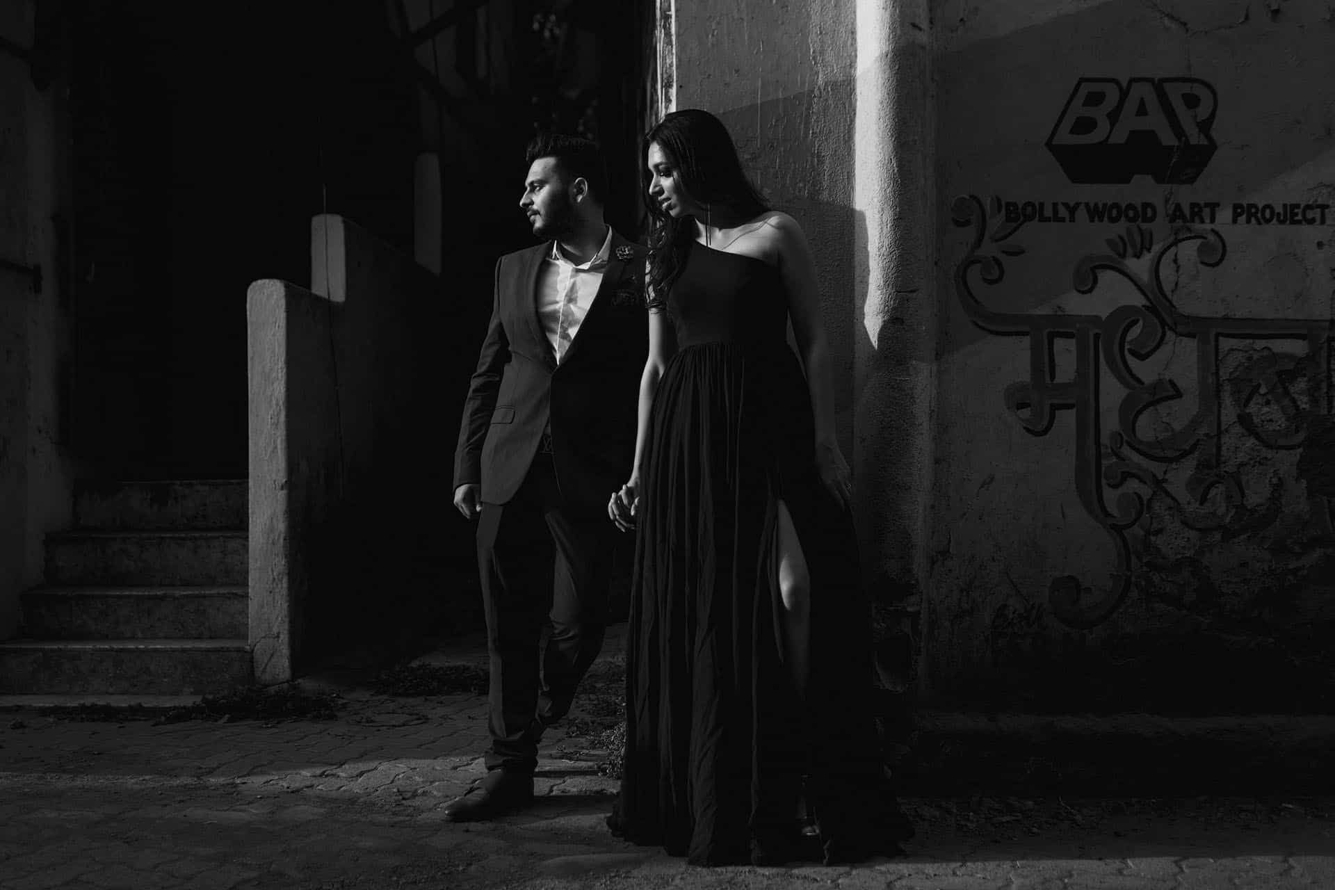 mumbai pre wedding photographer