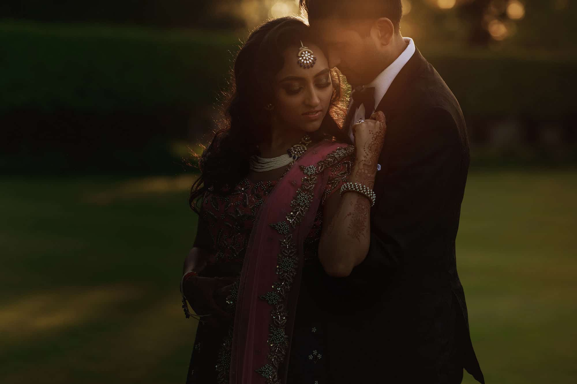 indian wedding reception ditton manor