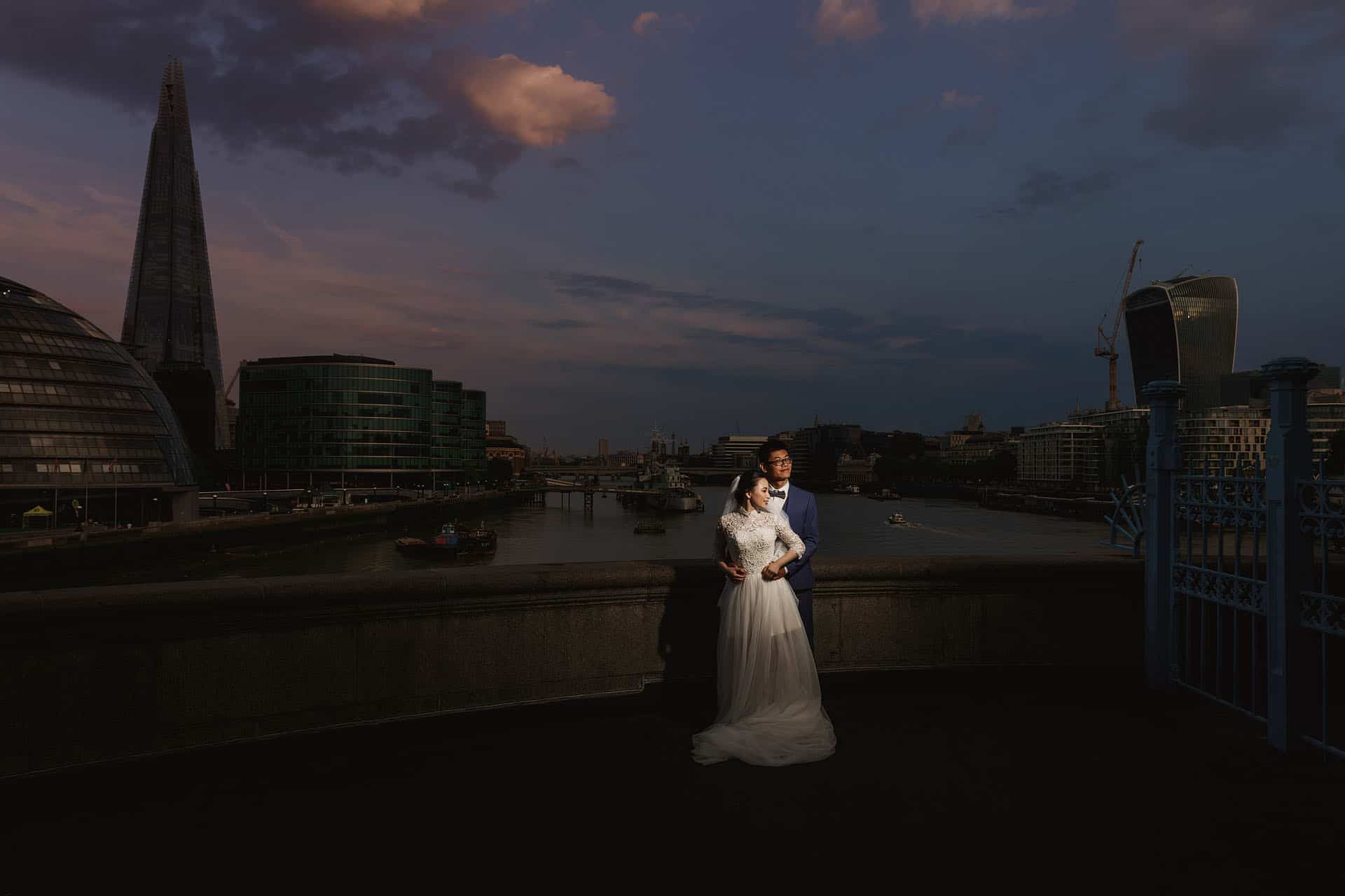 chinese pre wedding london