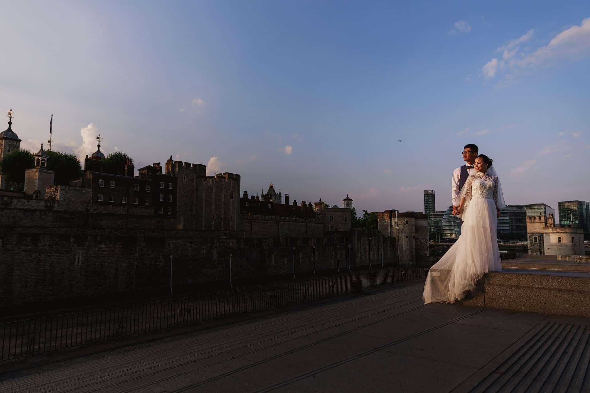 chinese pre wedding london