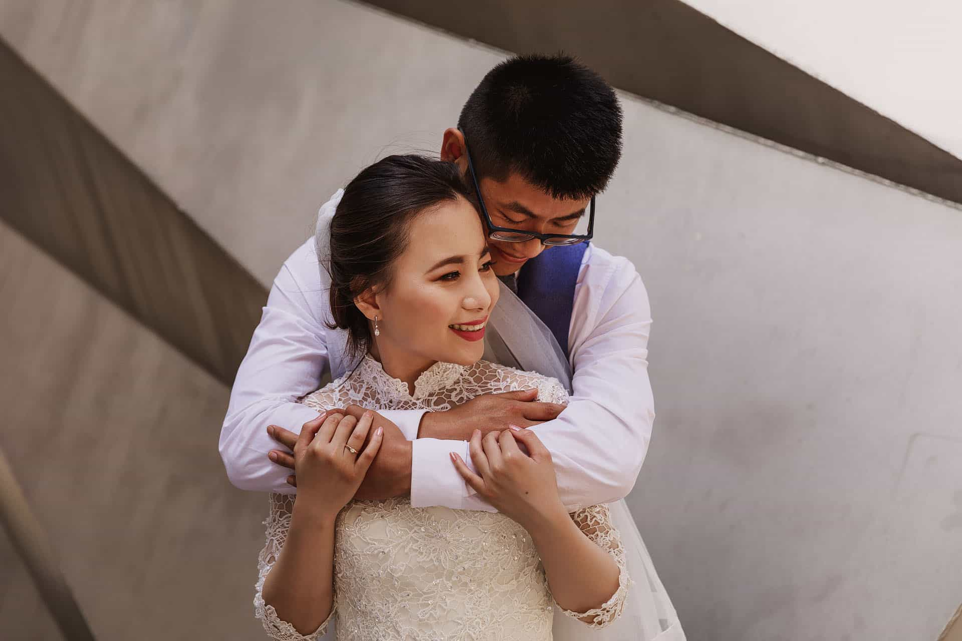 chinese asian pre wedding england