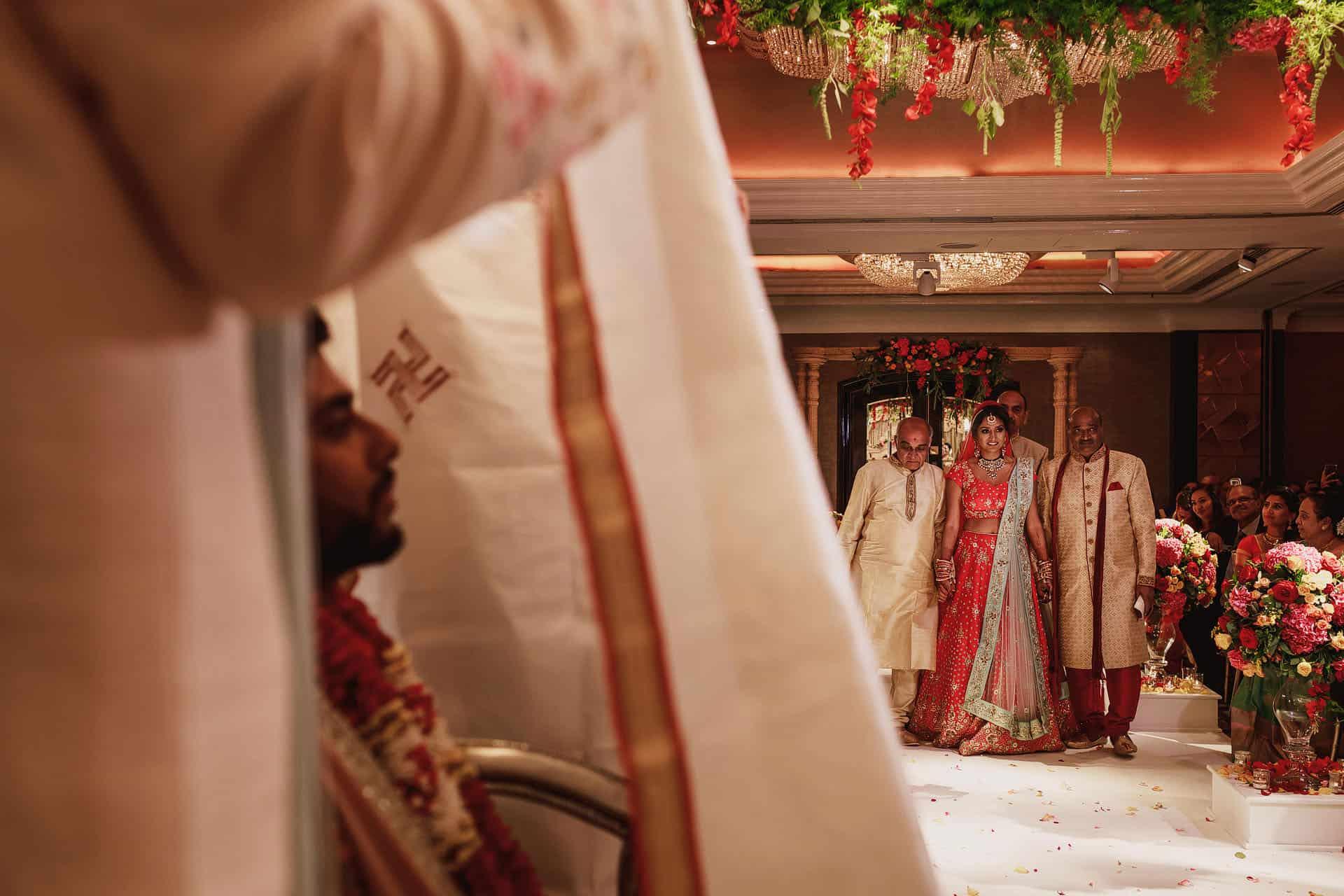 jumeirah carlton tower hindu wedding