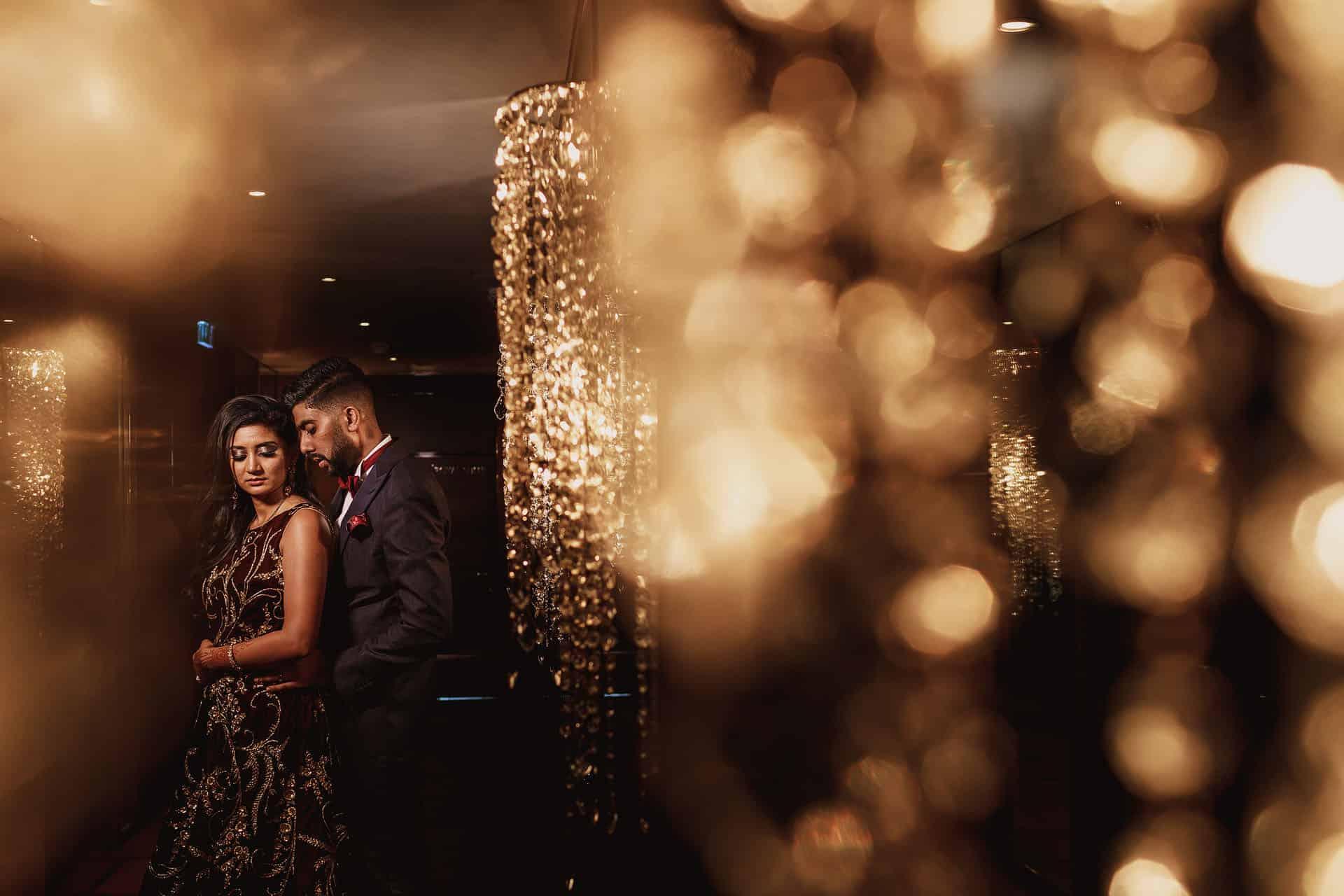jumeirah carlton tower wedding photographer