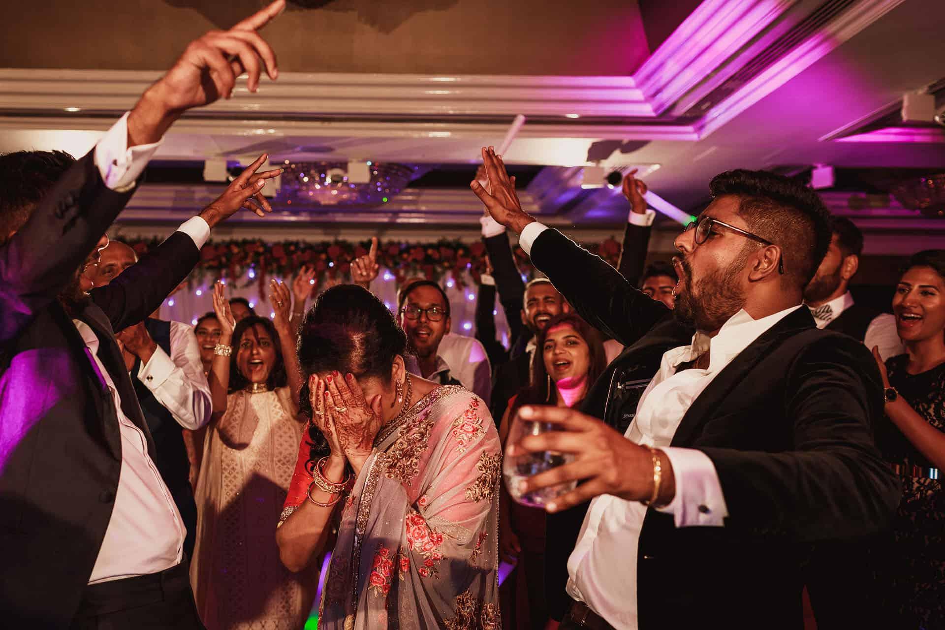 jumeirah carlton tower hindu wedding reception