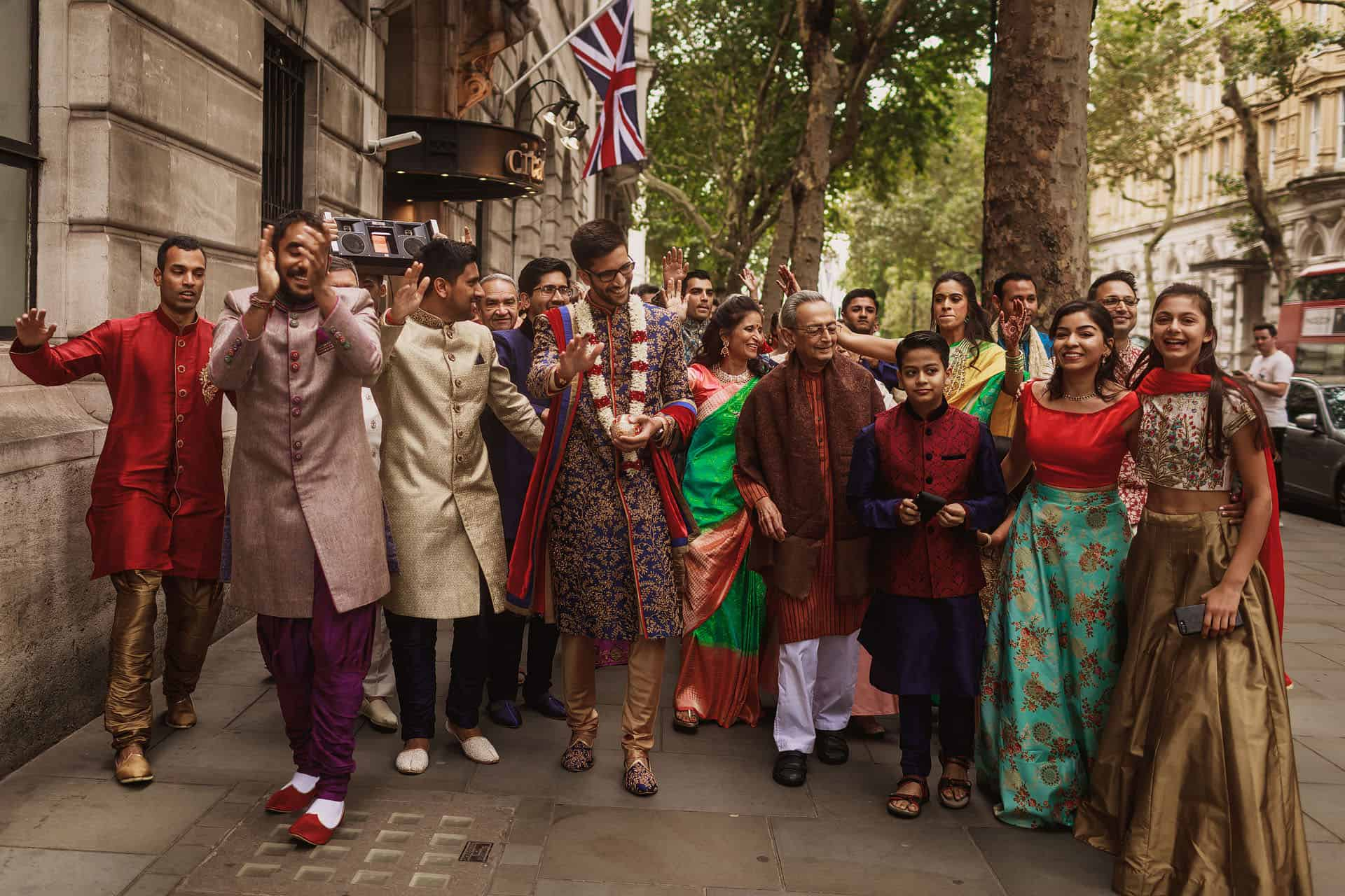 8 Northumberland Avenue Indian Wedding