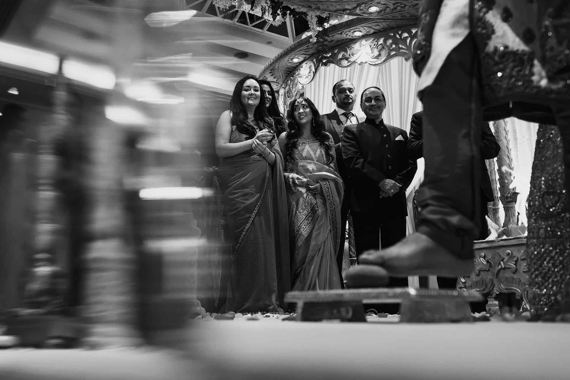 royal lancaster hindu wedding photography