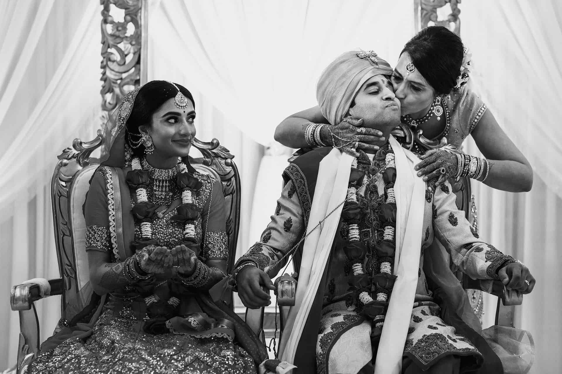 royal lancaster hindu wedding photographer