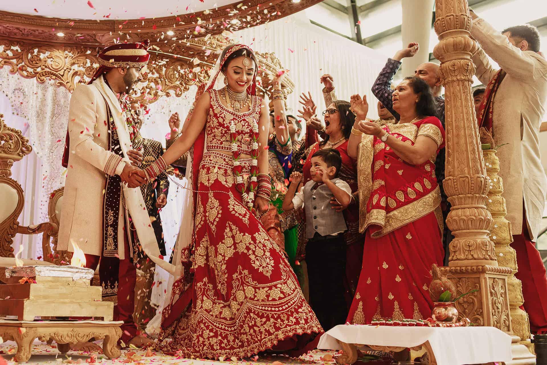 sattavis patidar centre london wedding