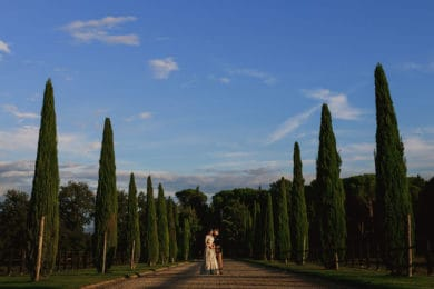 il borro wedding tuscany