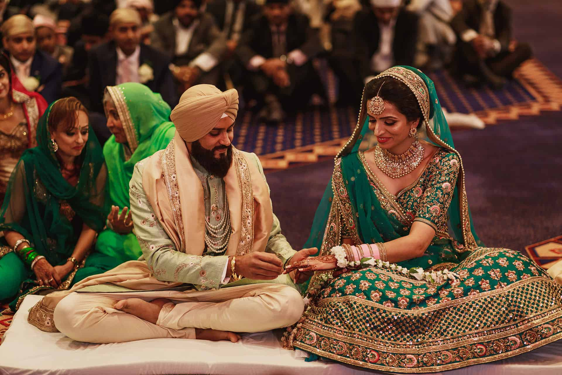 coombe abbey sikh wedding 1