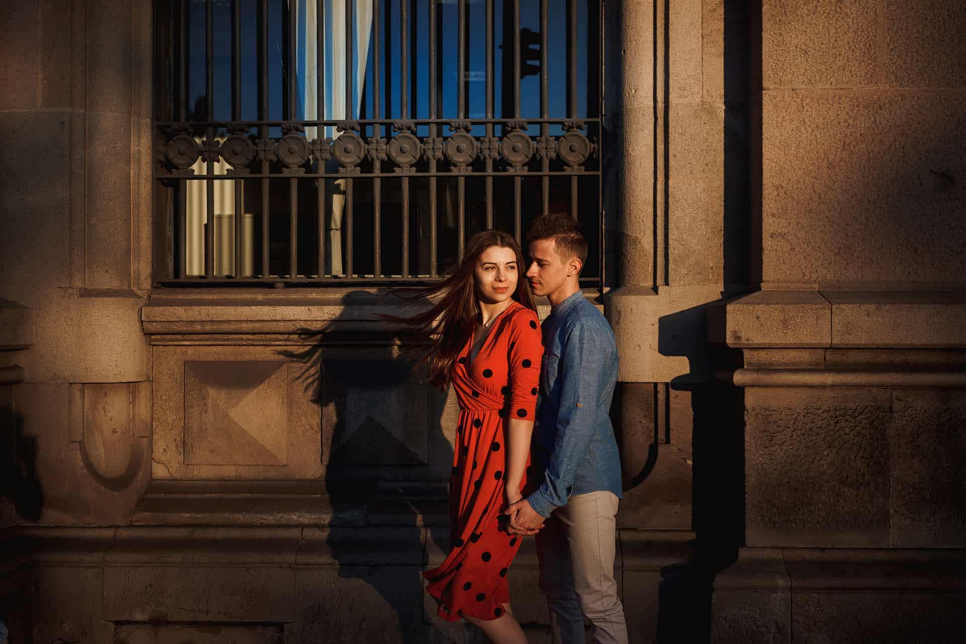 barcelona pre wedding engagement