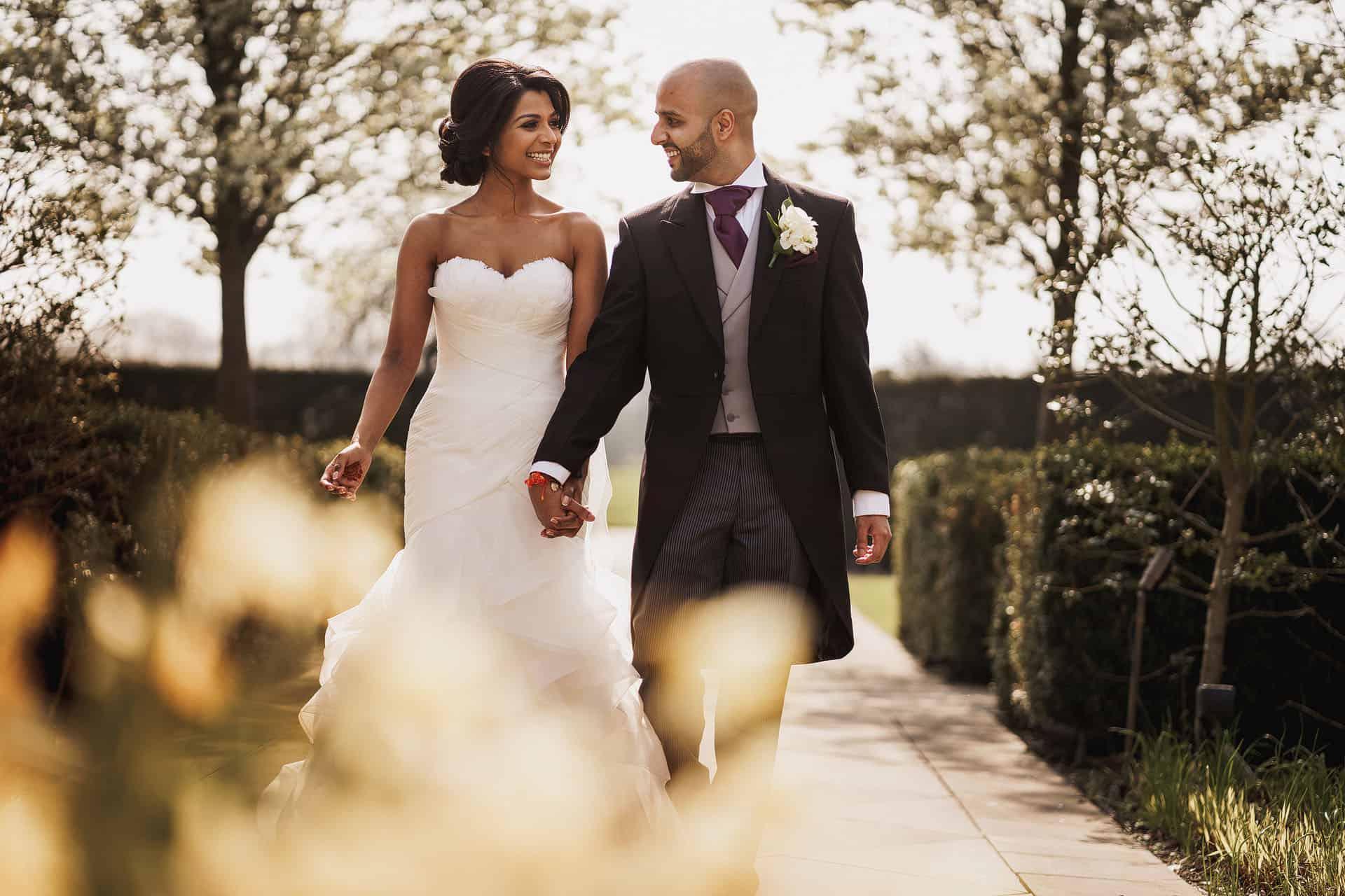 grove watford indian wedding photos