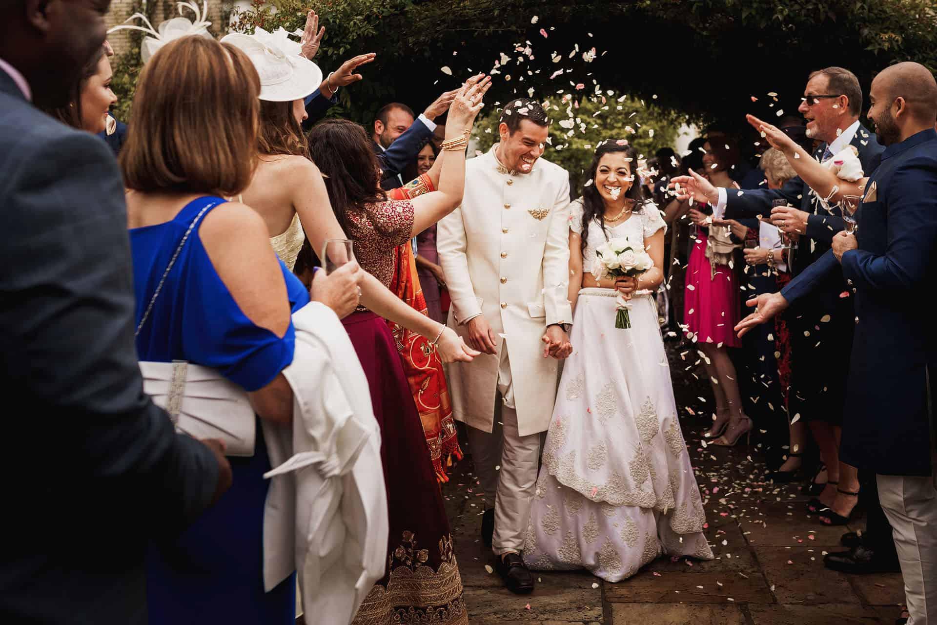 sopwell house fusion wedding