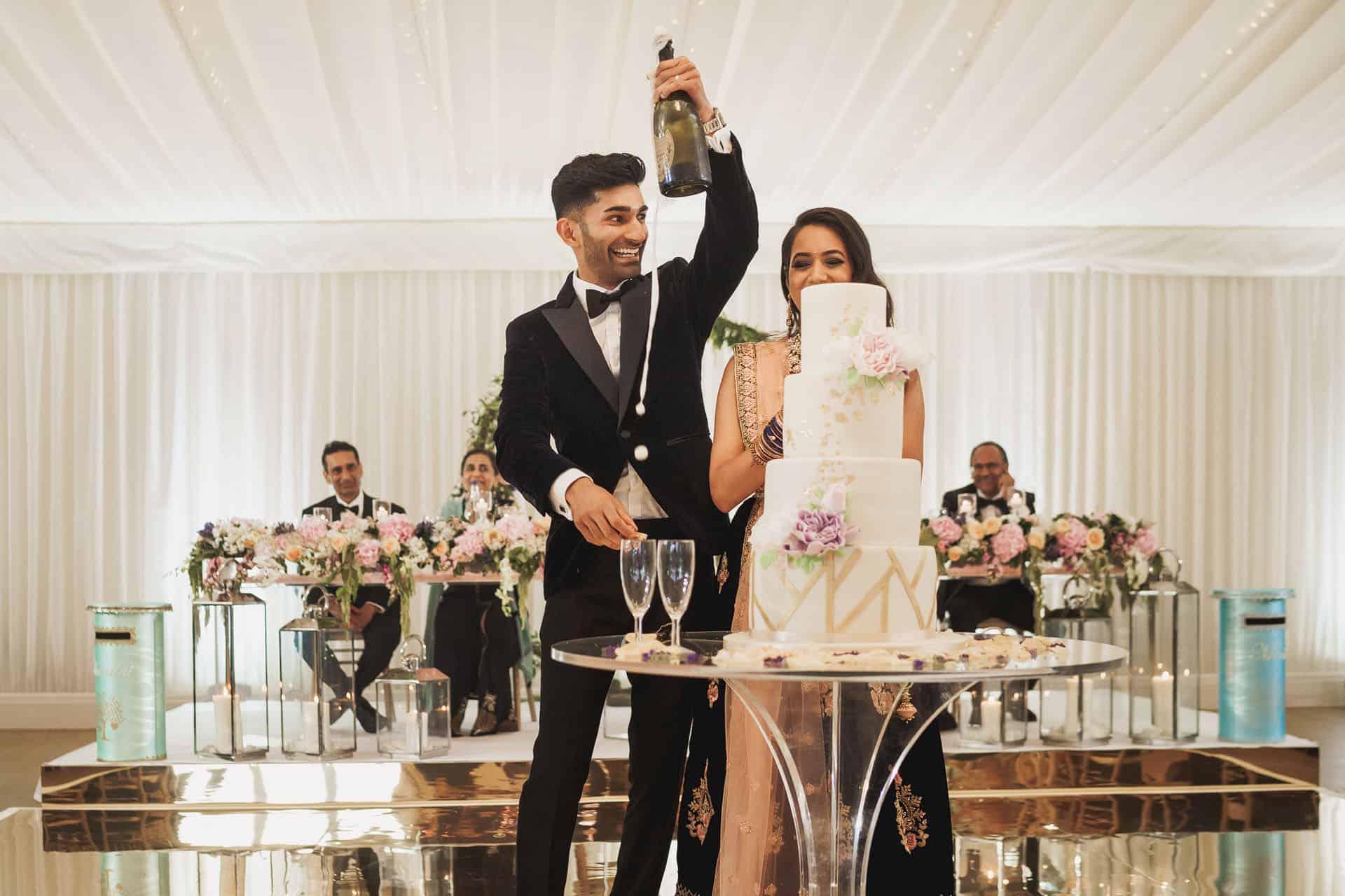 quendon parklands outdoor wedding