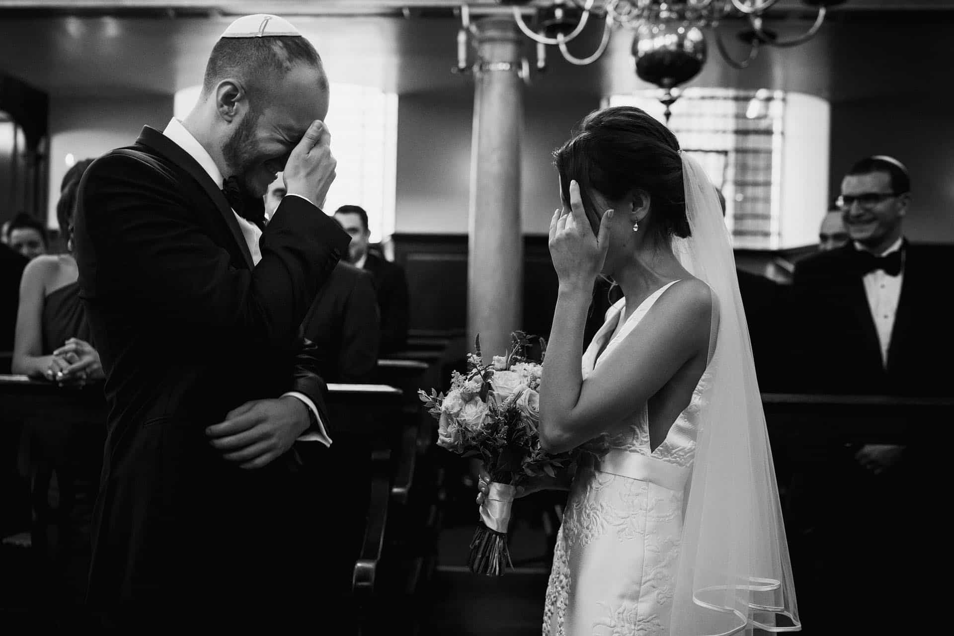 banking hall jewish wedding photos
