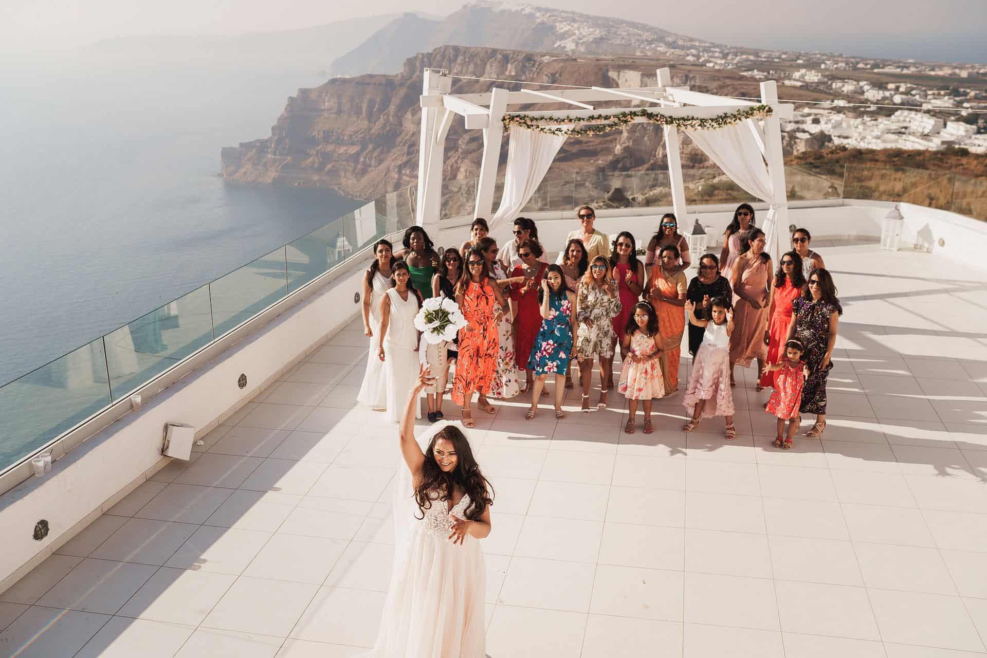 santo winery weddings santorini