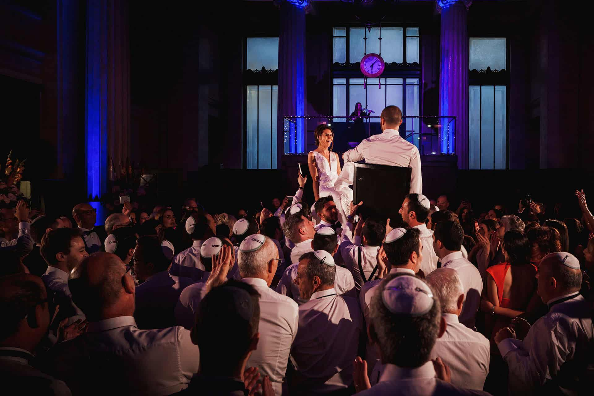 banking hall jewish wedding london