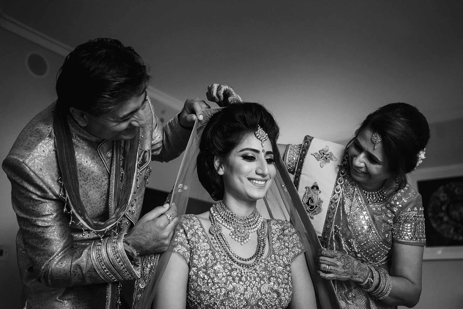 hilton wembley indian wedding photographer