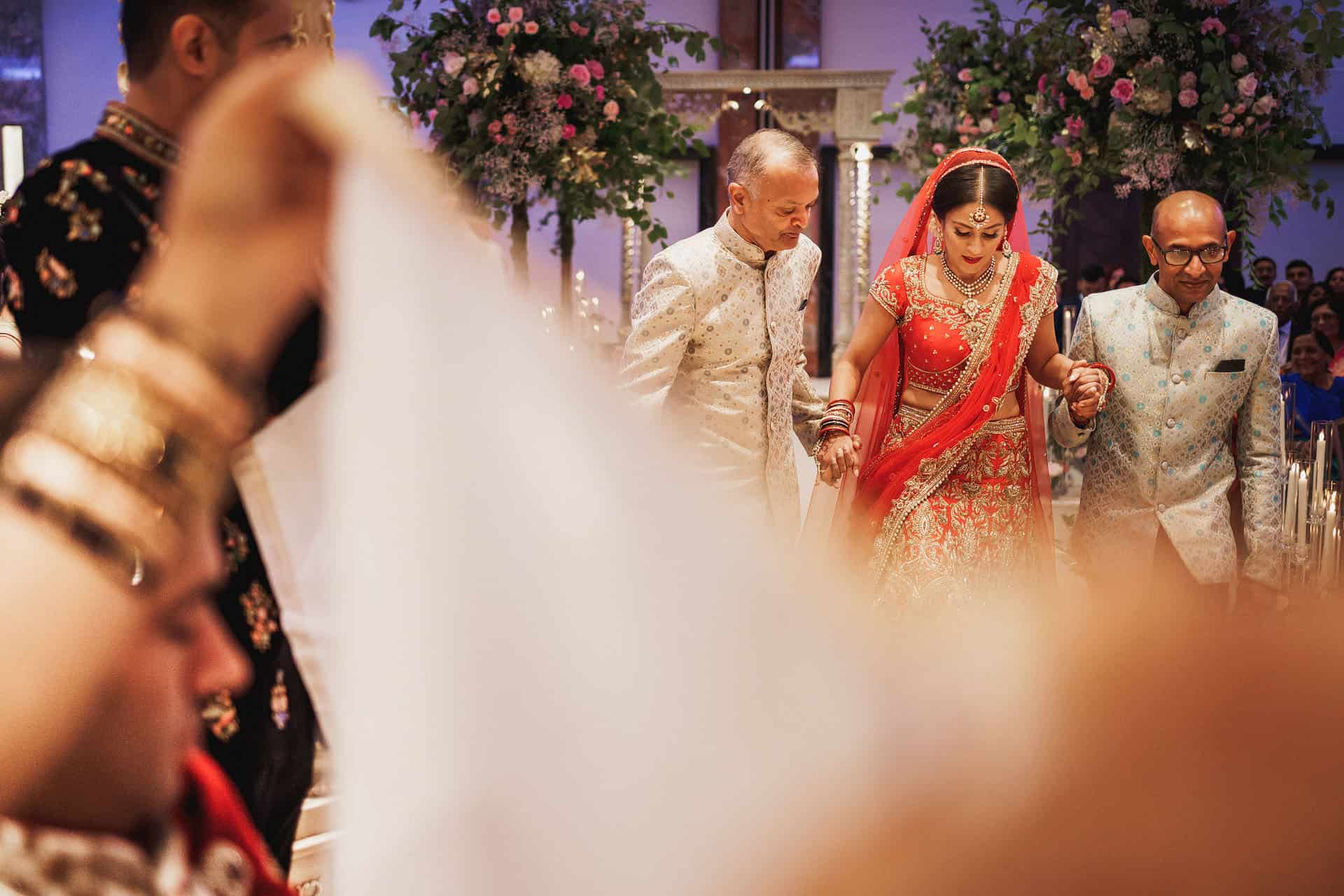 royal lancaster indian wedding