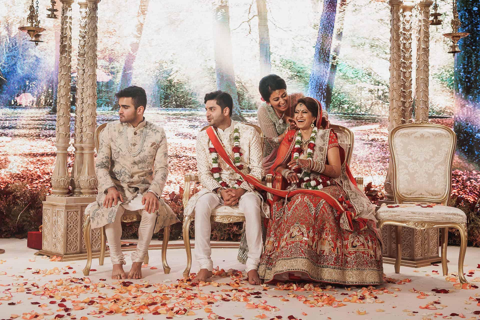 sofitel heathrow hindu wedding photographer