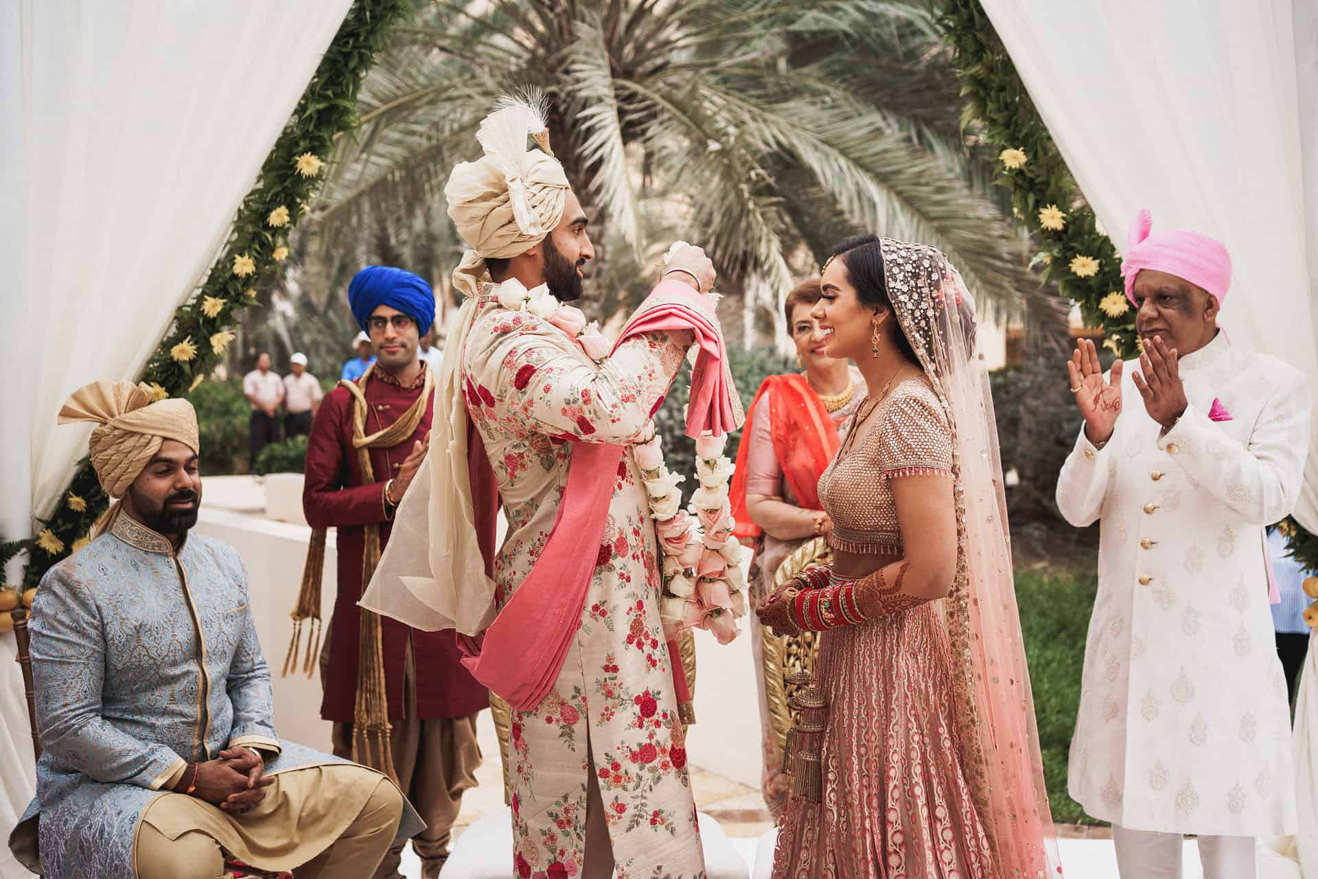 shangri la oman indian wedding photography
