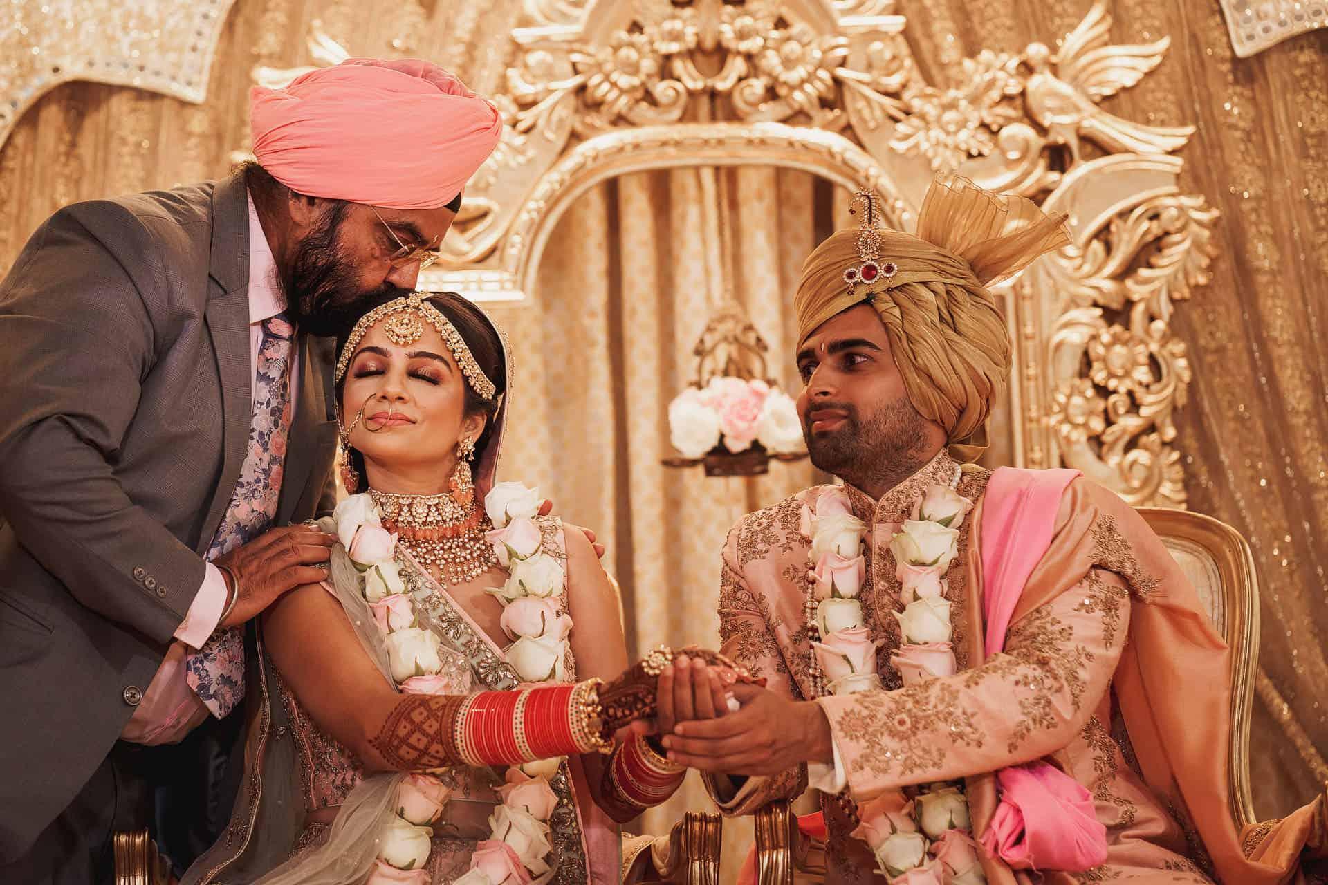 landmark hotel indian wedding