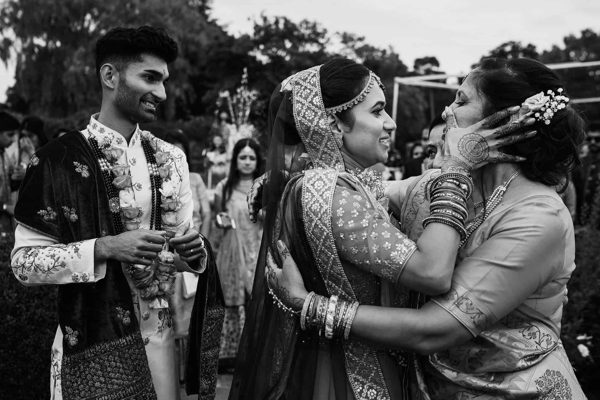 outdoor indian wedding essex
