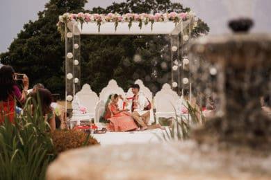 outdoor indian wedding essex
